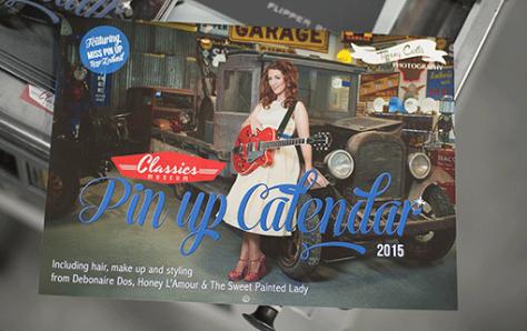 Classics Museum Calendar