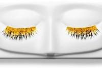 Mumptystyle gold lashes