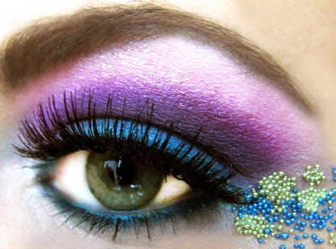 MumptyStyle Makeup Eyes