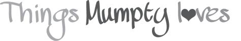 MumptyStyle Things Mumpty Loves