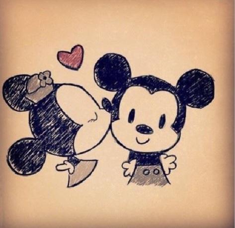 MumtpyStyle Minnie&Micky