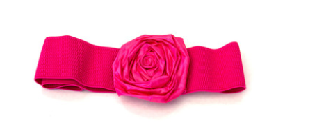 MumptyStyle Annah Stretton rose belt