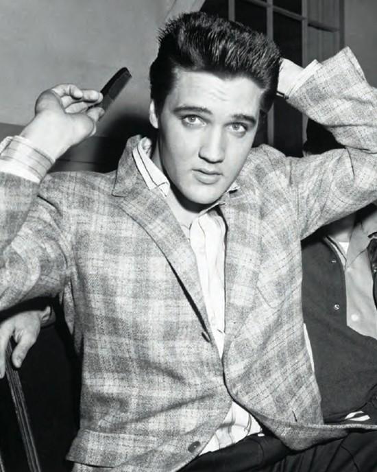 MumptyStyle Elvis hair