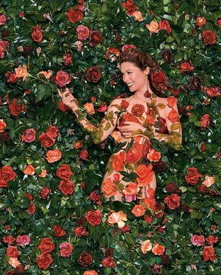 MumptyStyle Joanne Gair flowers