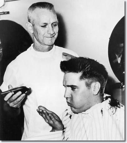MumptyStyle Elvis Army haircut