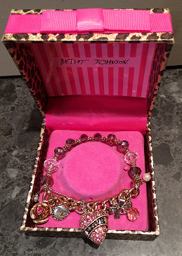 MumtpyStyle Betsey Johnson bracelet