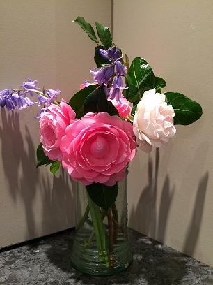 MumptyStyle fresh flowers