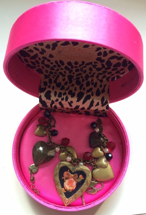 MumptyStyle Betsy Johnson necklace