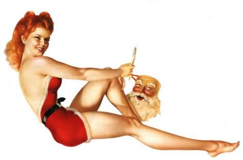 MumptyStyle Pinup Christmas