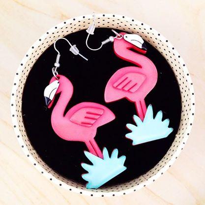 MumptyStyle Flamingos