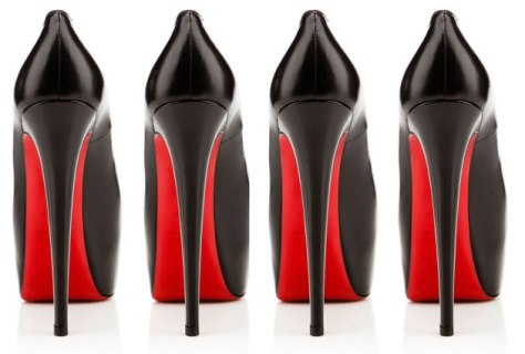 MumptyStyle Louboutin Red Soles