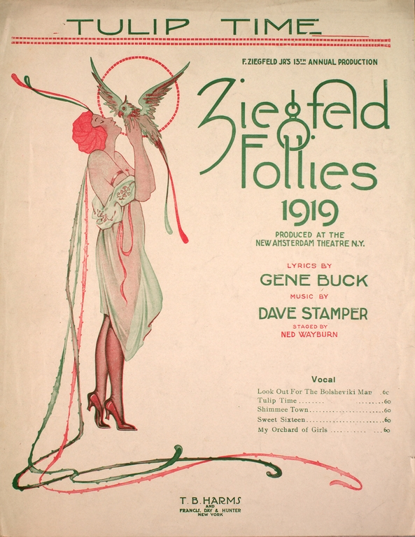 MumptyStyle Ziegfeld