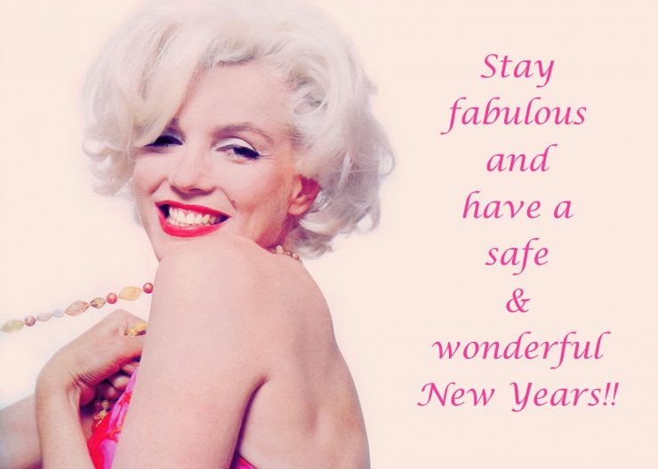 MumptyStyle Marilyn New Year