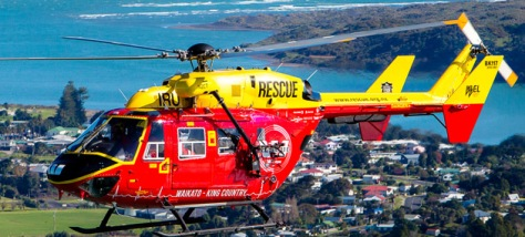 MumptyStyle Westpac Rescue Helicopter