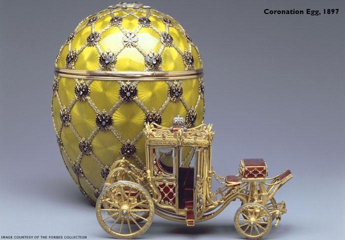 MumptyStyle Faberge Coronation Egg