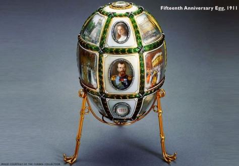 MumptyStyle Anniversary Faberge egg