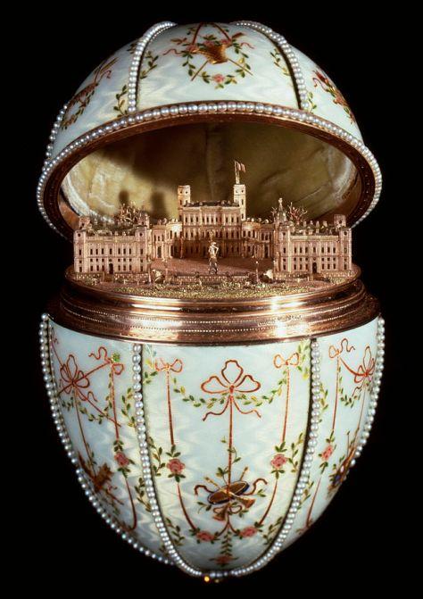 MumptyStyle Faberge Gatchina Place