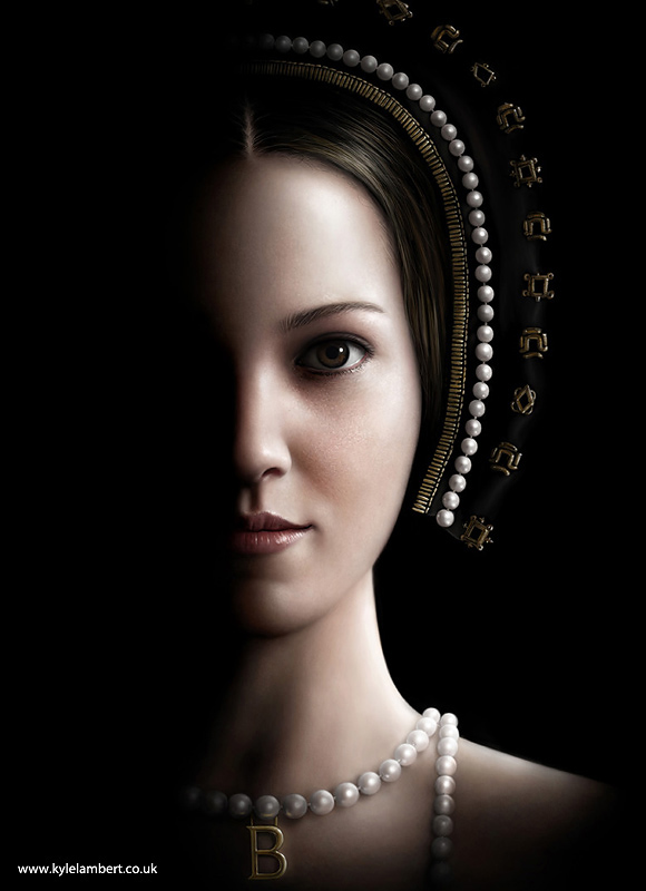 MumptyStyle Kyle Lambert Anne Boleyn