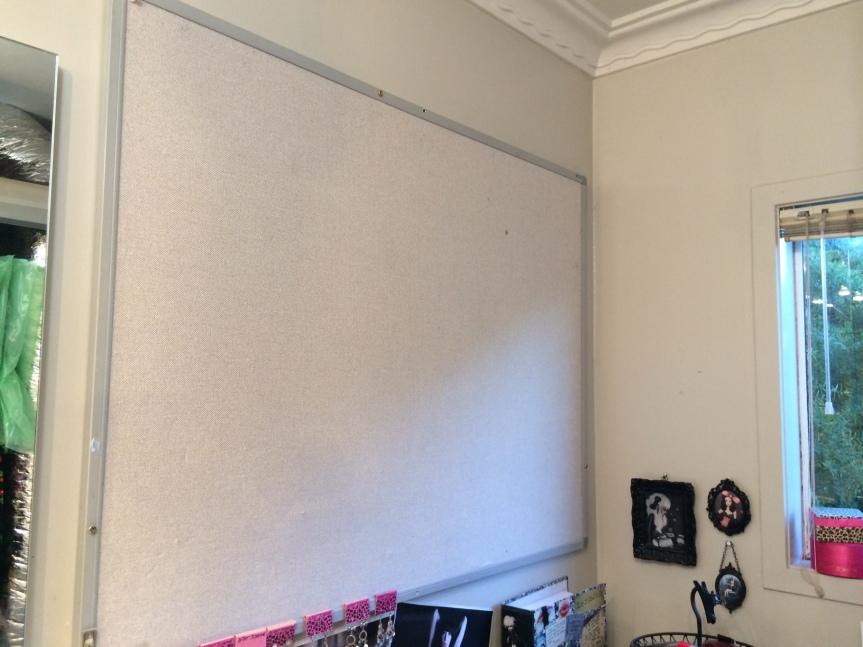 MumptyStyle blank vision board