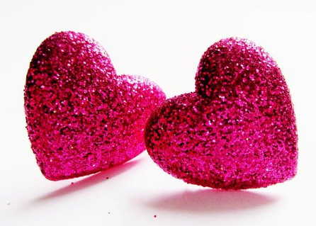 MumptyStyle Pink Hearts
