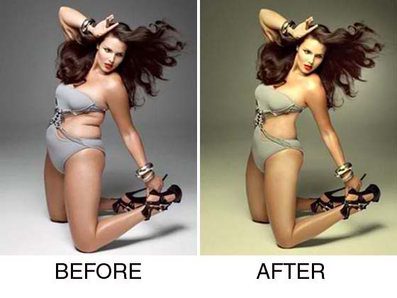 Are apps and Photoshop ruining your self-esteem?