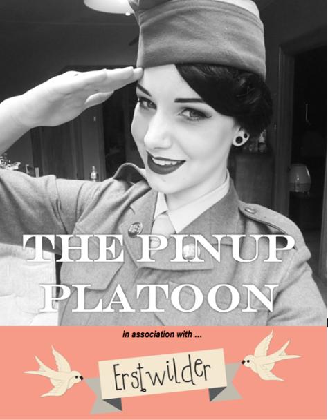 MumptyStyle The Pinup Platoon