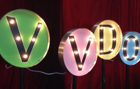 VVDO sign