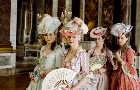 Marie Antoinette fans