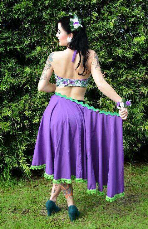 Madam Rou Daywear skirt