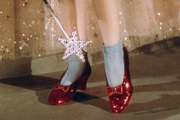 Dorothys Ruby Slippers