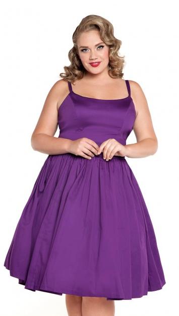 PUG Jenny Purple