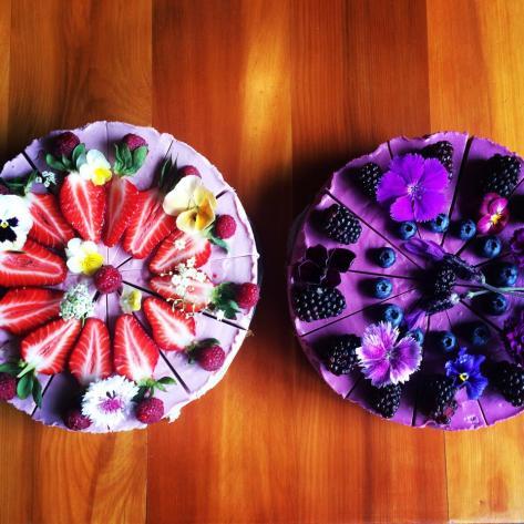 Punnet cakes
