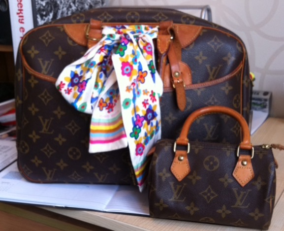 How to avoid fakes when buying vintage Louis Vuitton