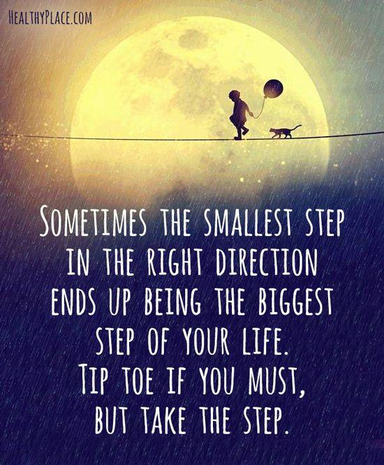 Smallest Step