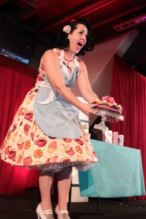 Miss Charlotte Cake Baker