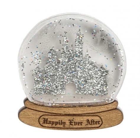 Deer Arrow Snowglobe
