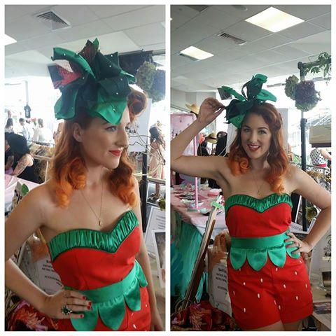 Miss Monique Sweet strawberry