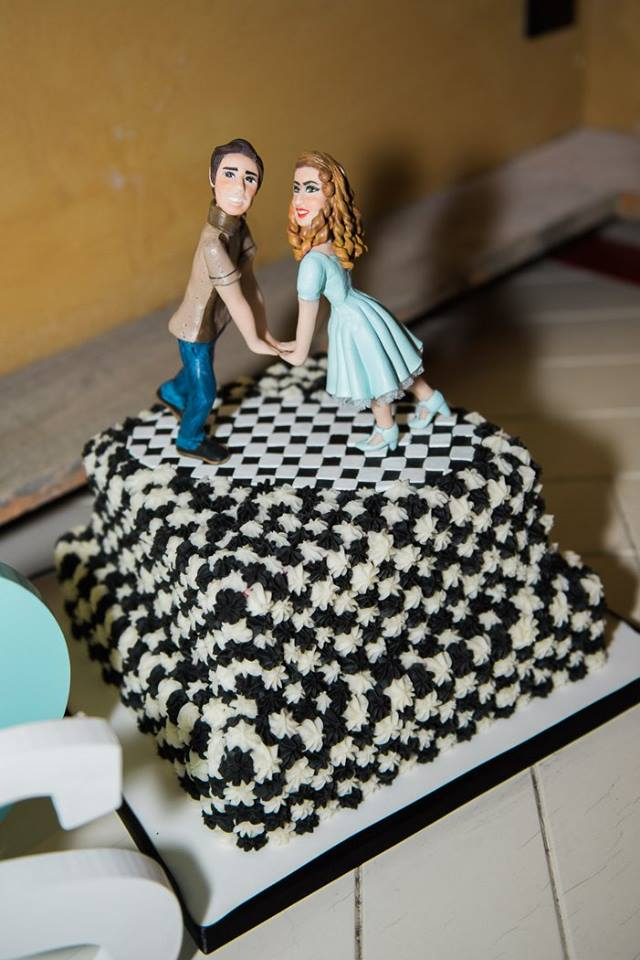 Sammon cake