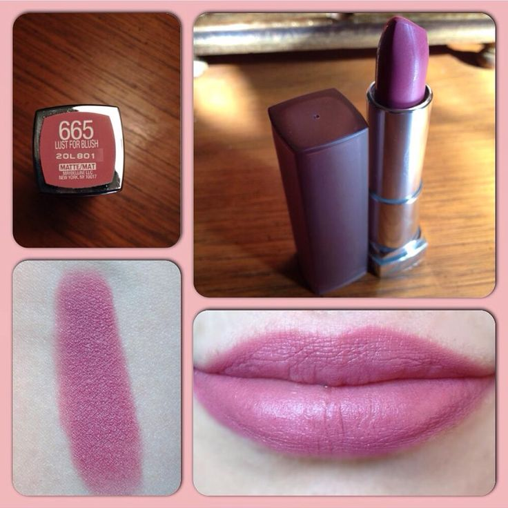 Maybelline Lust for Blush