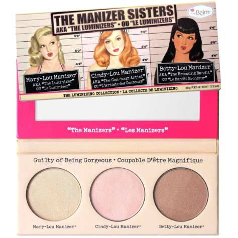 The Balm-Manizers palette