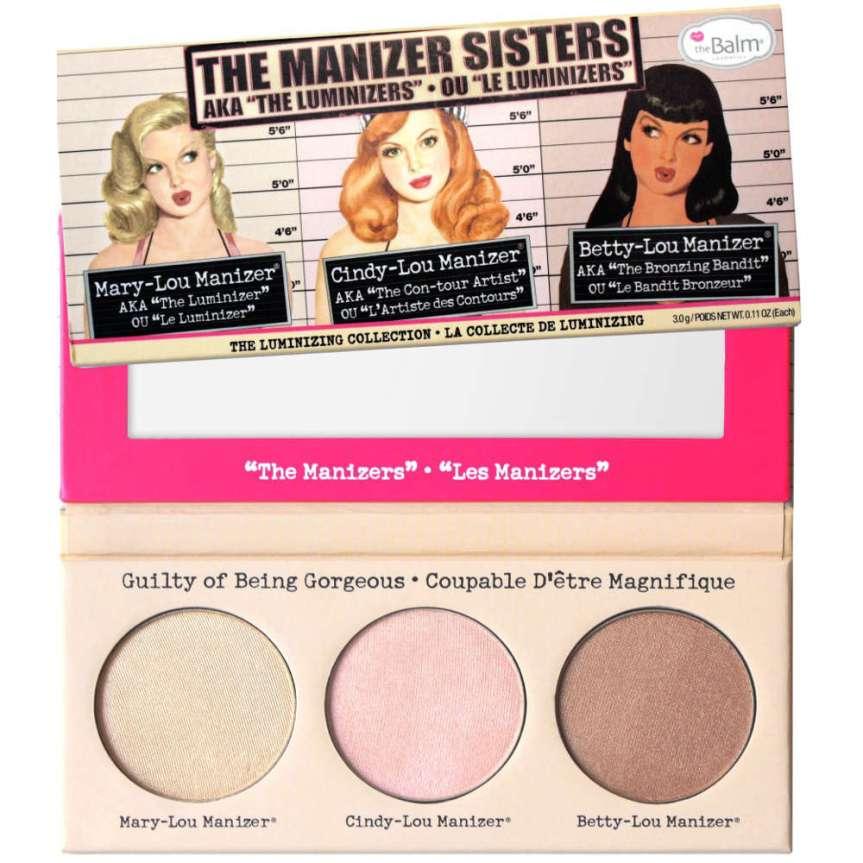 The Balm-Manizers palette
