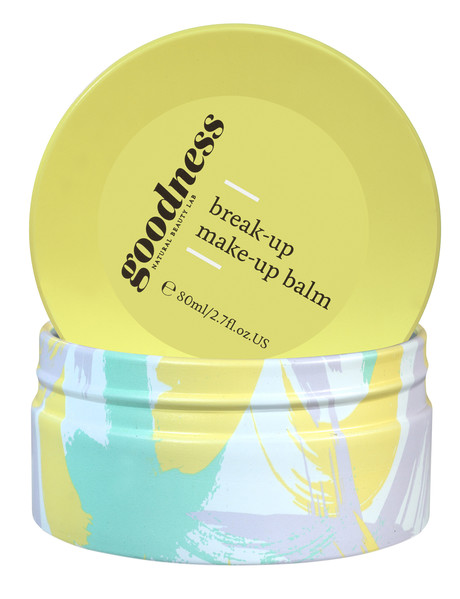 break-up make-up balm