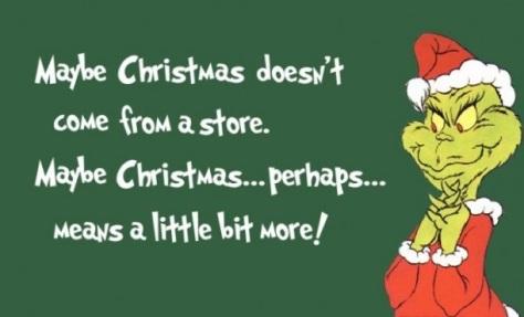 Christmas consumerism