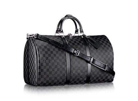 LV Mens Keepall