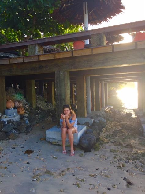 Samoa Deck