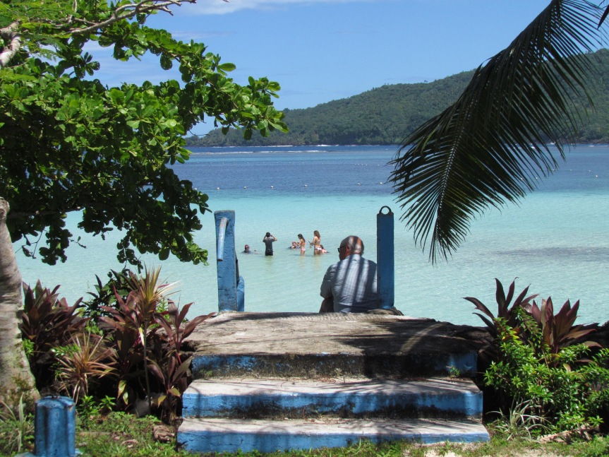 Mumpty's Top 10 tips for holidaying in Samoa …